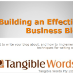 Building-an-Effective-Business-Blog-150x150 Keyword Series #1: All in One SEO pack for WordPress