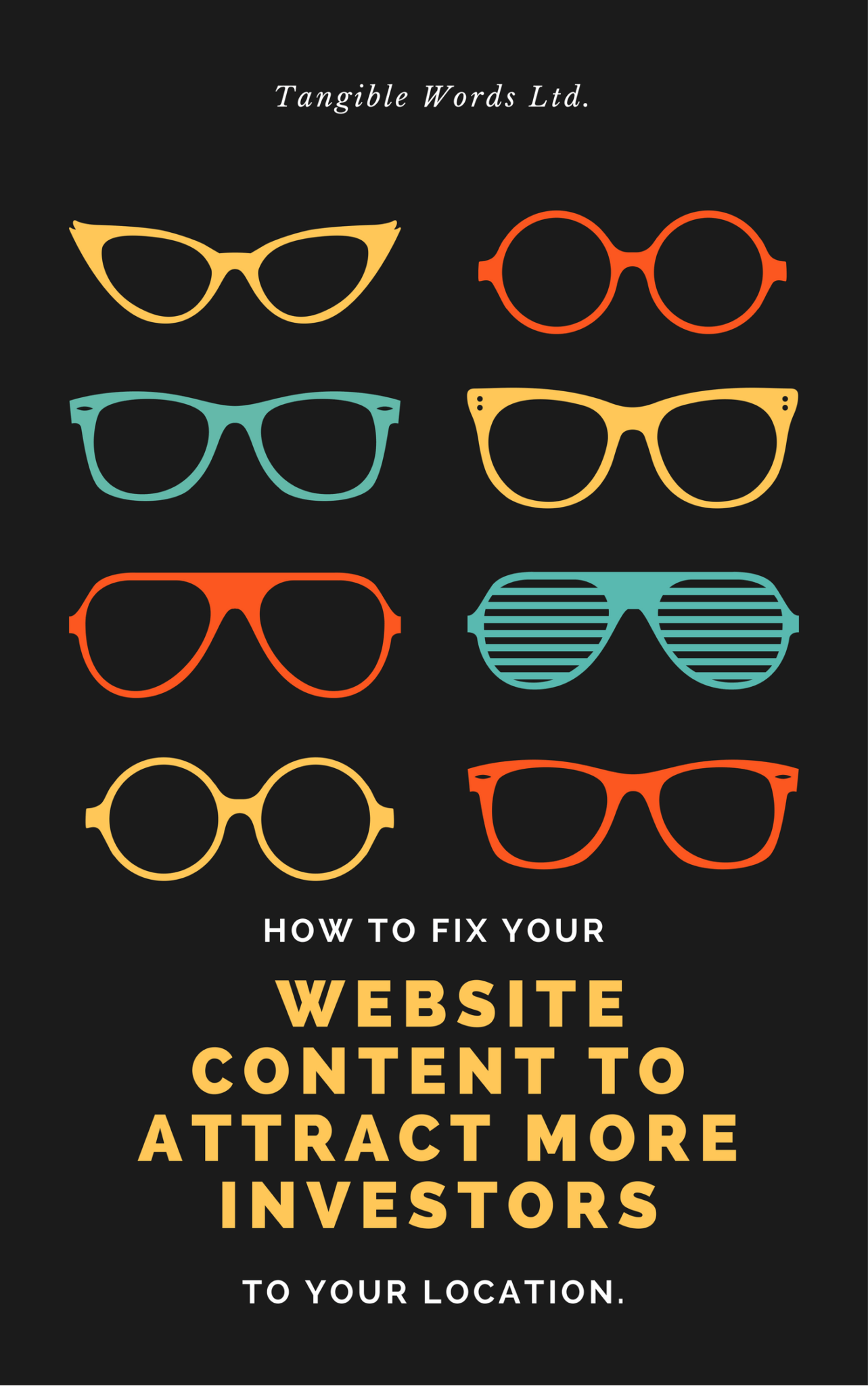 How to fix your website content to attract more investors