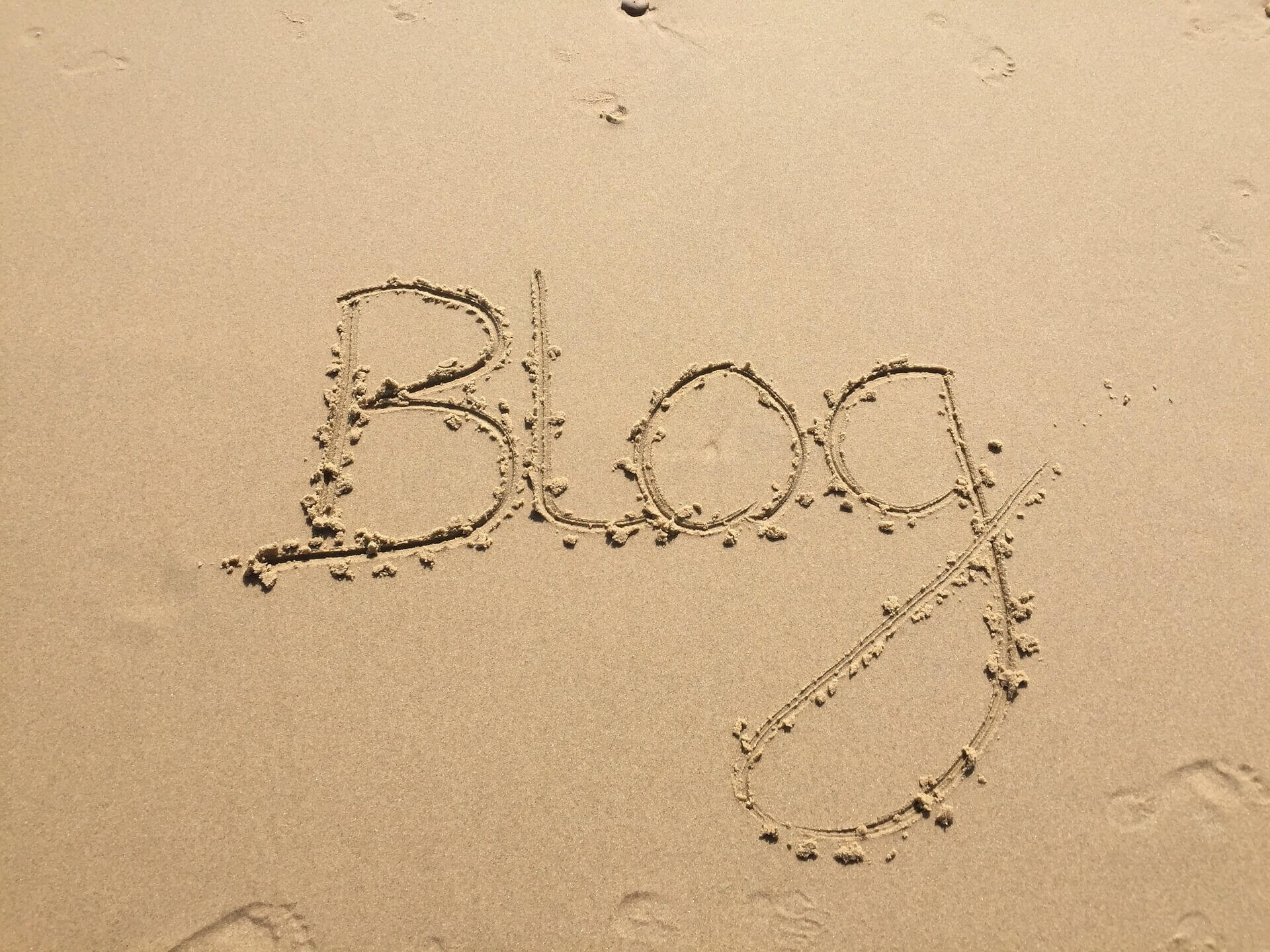 blogging adds value to your tourism website