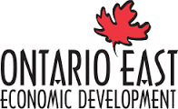 Ontario East Economic Development logo