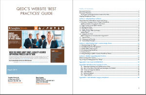 Website Content Best Practices Guide