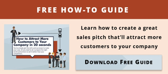 Create a Great Sales Pitch
