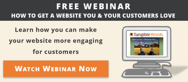 How to get a website you and your customers love free webinar