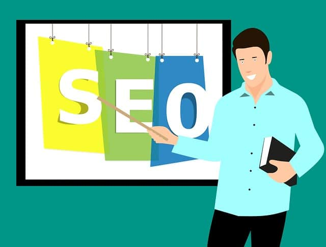 education and training company SEO