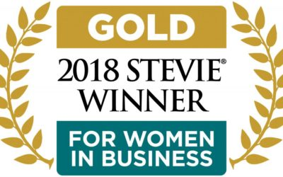 Stevie Gold Award for Work Life Balance Women in Business