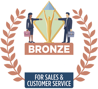 Stevie Award Winner Bronze 2020